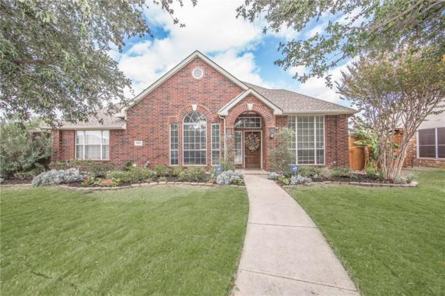 1628 Chase Oaks Court, Frisco, TX 75034 (MLS #13732336) :: The Cheney Group