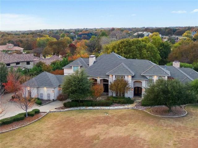 1 Fox Glen Run, Frisco, TX 75034 (MLS #13732374) :: The Cheney Group