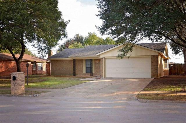 813 Rose Street, Crowley, TX 76036 (MLS #13732386) :: Potts Realty Group