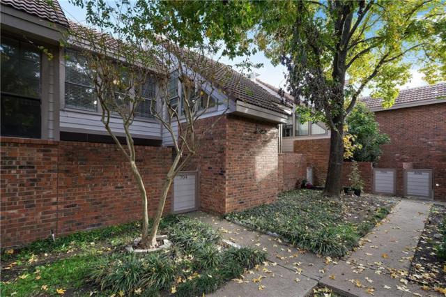 18240 Midway Road #704, Dallas, TX 75287 (MLS #13732442) :: Van Poole Properties