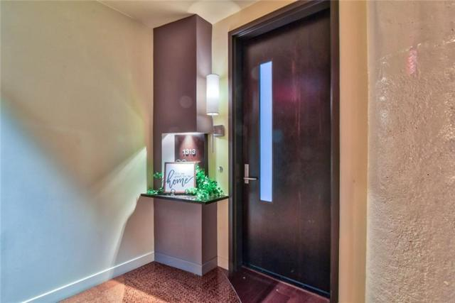 2600 W 7th Street #1313, Fort Worth, TX 76107 (MLS #13732482) :: The Marriott Group