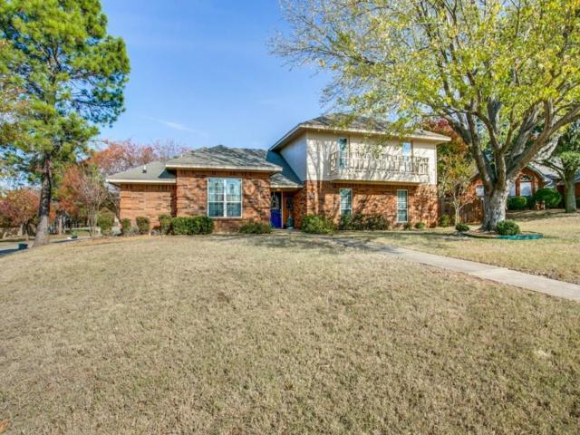 3150 Peninsula Court, Southlake, TX 76092 (MLS #13732490) :: Team Hodnett