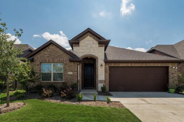 4216 Starlight Creek Drive, Celina, TX 75009 (MLS #13732515) :: The Cheney Group