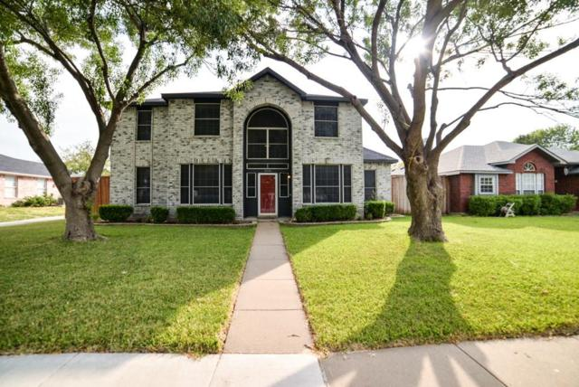 5945 Fox Drive, The Colony, TX 75056 (MLS #13732583) :: The Cheney Group