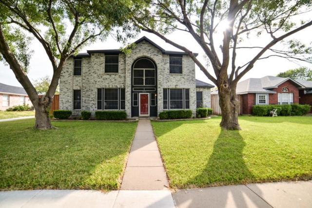 5945 Fox Drive, The Colony, TX 75056 (MLS #13732583) :: Kimberly Davis & Associates