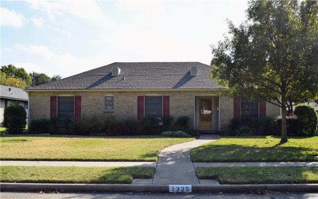 1325 Comanche Drive, Richardson, TX 75080 (MLS #13732616) :: Kimberly Davis & Associates