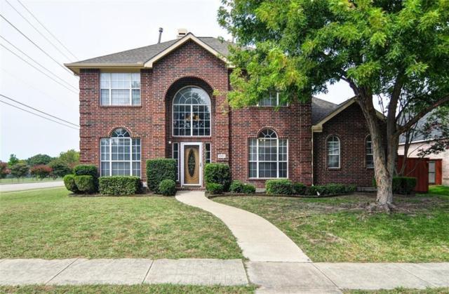 9501 Heartstone Lane, Rowlett, TX 75087 (MLS #13732658) :: Robbins Real Estate Group