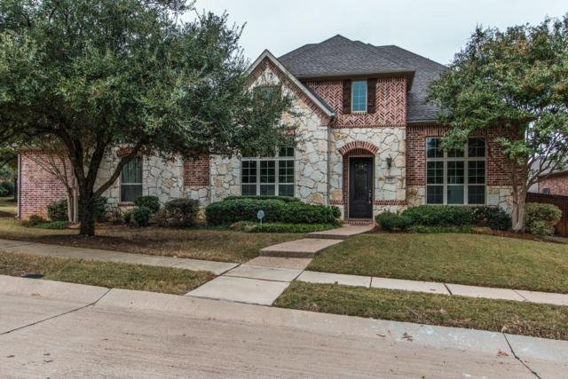 9154 Penny Lane, Lantana, TX 76226 (MLS #13732668) :: Team Hodnett