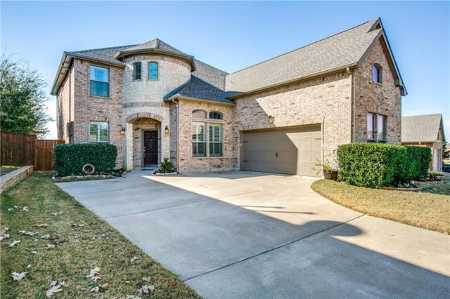 12821 Travers Trail, Fort Worth, TX 76244 (MLS #13732810) :: The FIRE Group at Keller Williams