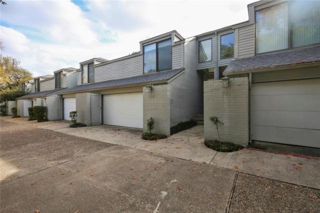 5990 Lindenshire Lane #109, Dallas, TX 75230 (MLS #13732860) :: Van Poole Properties