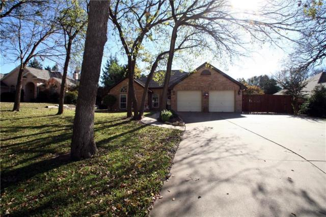 1210 Timber Creek Drive, Weatherford, TX 76086 (MLS #13732867) :: Potts Realty Group