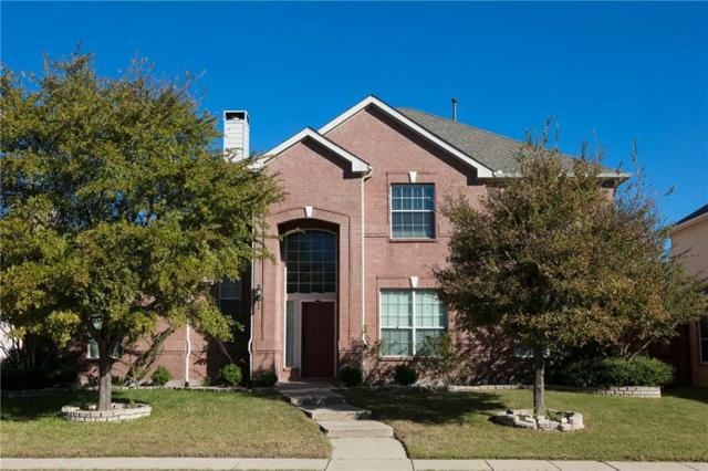 1619 Clarke Springs Drive, Allen, TX 75002 (MLS #13732920) :: The Rhodes Team