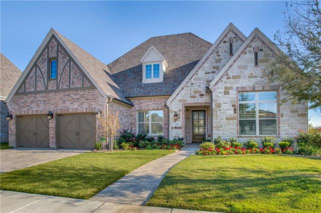3700 Millbank, The Colony, TX 75056 (MLS #13732929) :: Kindle Realty