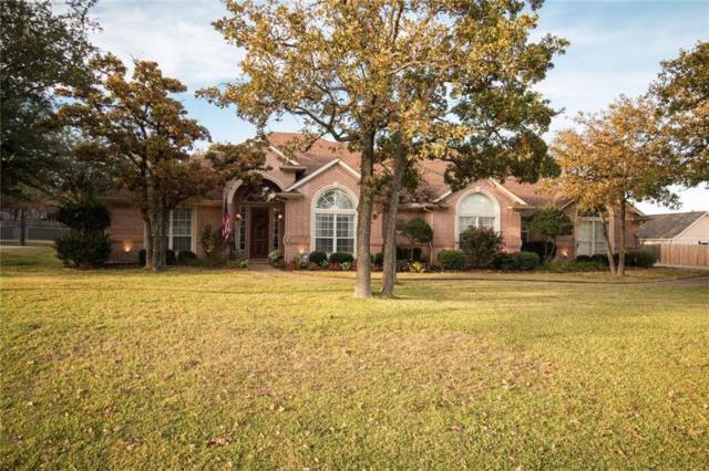 3421 Winding Oak Lane E, Burleson, TX 76028 (MLS #13732962) :: Potts Realty Group