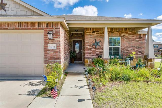 Burleson, TX 76028 :: The FIRE Group at Keller Williams