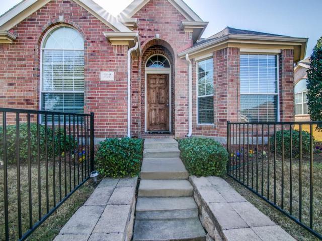 707 Geary Drive, Rockwall, TX 75087 (MLS #13733095) :: Exalt Realty