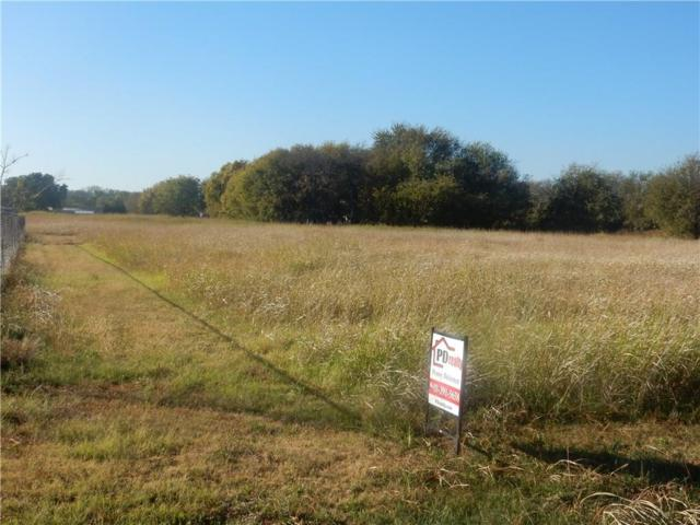 TBD Holford Street, Pilot Point, TX 76258 (MLS #13733149) :: Kindle Realty
