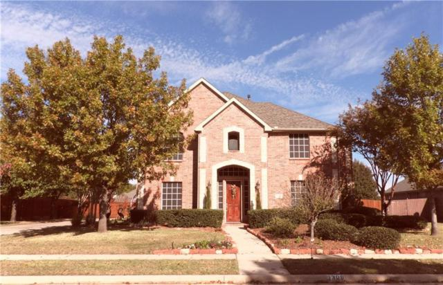 3309 Chalkstone Cove, Corinth, TX 76208 (MLS #13733165) :: Team Tiller