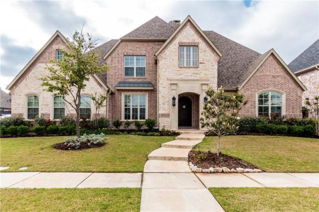 929 Cipriani Drive, Frisco, TX 75034 (MLS #13733359) :: Kindle Realty