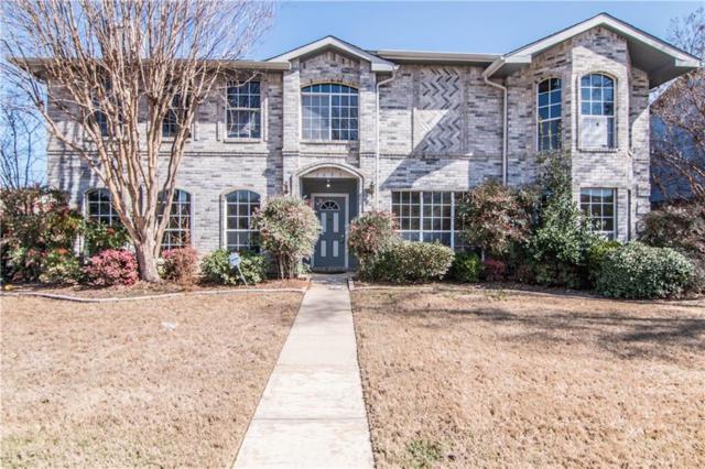 2603 Skyview Drive, Corinth, TX 76210 (MLS #13733373) :: Van Poole Properties