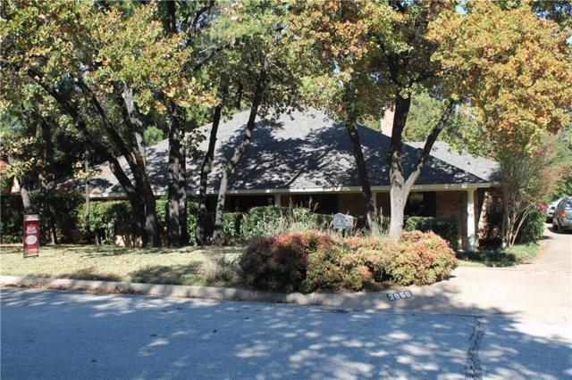 2950 Crestline Drive, Grapevine, TX 76051 (MLS #13733397) :: Team Tiller