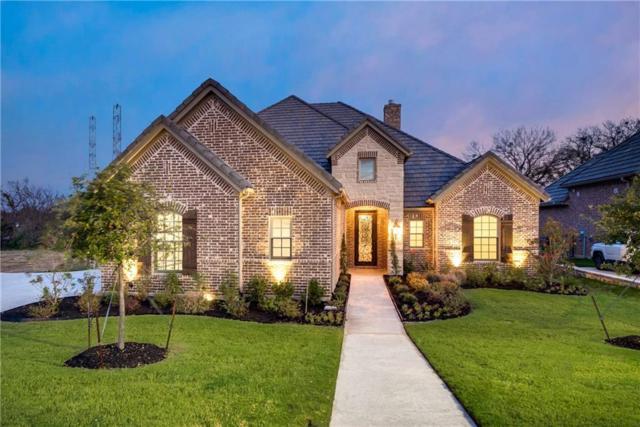5213 Sendero Drive, Benbrook, TX 76126 (MLS #13733500) :: Team Hodnett