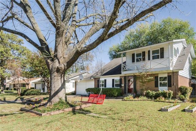 110 Wake Drive, Richardson, TX 75081 (MLS #13733507) :: Kimberly Davis & Associates