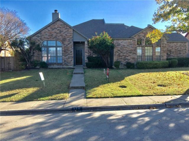 910 Teakwood Lane, Desoto, TX 75115 (MLS #13733510) :: Van Poole Properties
