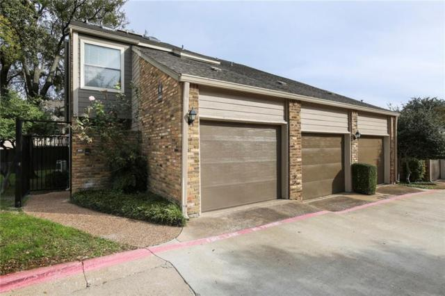 5616 Preston Oaks Road #605, Dallas, TX 75254 (MLS #13733557) :: Team Tiller