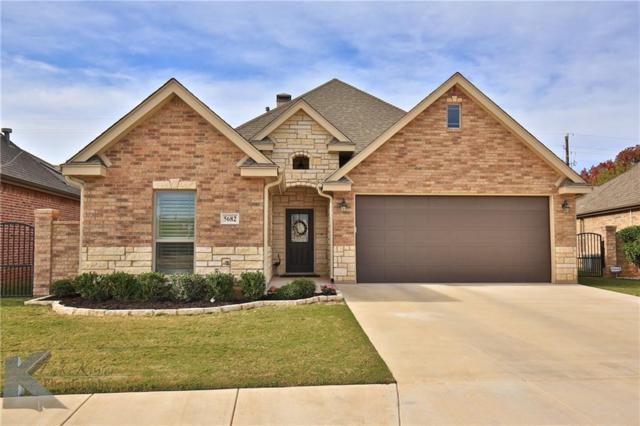 5682 Legacy Drive, Abilene, TX 79606 (MLS #13733579) :: Team Hodnett