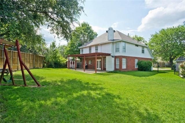 1805 Armstrong Drive, Flower Mound, TX 75028 (MLS #13733647) :: MLux Properties
