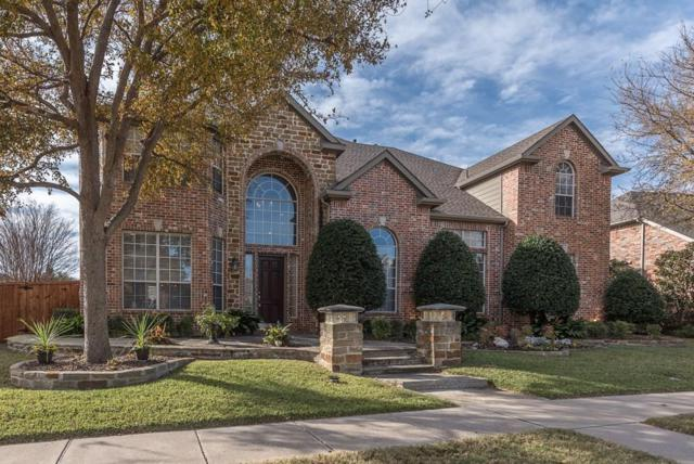 8101 Canterbury Terrace, Mckinney, TX 75070 (MLS #13733659) :: The Rhodes Team