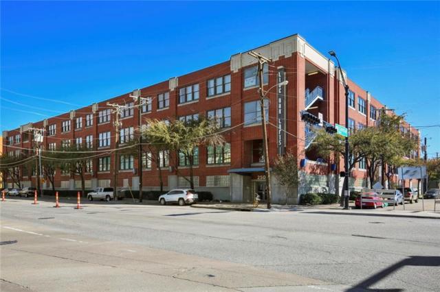 2502 Live Oak Street #308, Dallas, TX 75204 (MLS #13733670) :: Team Hodnett