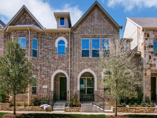 828 Dartford Drive, Richardson, TX 75081 (MLS #13733682) :: Kimberly Davis & Associates