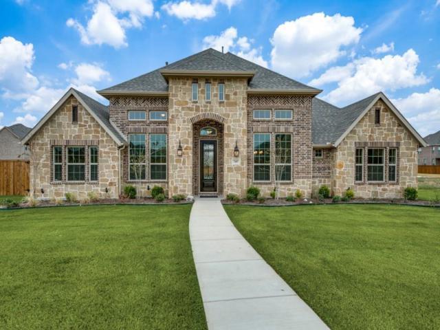 345 Redstone, Sunnyvale, TX 75182 (MLS #13733769) :: Exalt Realty