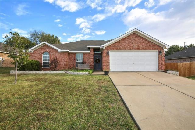 604 Daniel Drive, Burleson, TX 76028 (MLS #13733809) :: The FIRE Group at Keller Williams