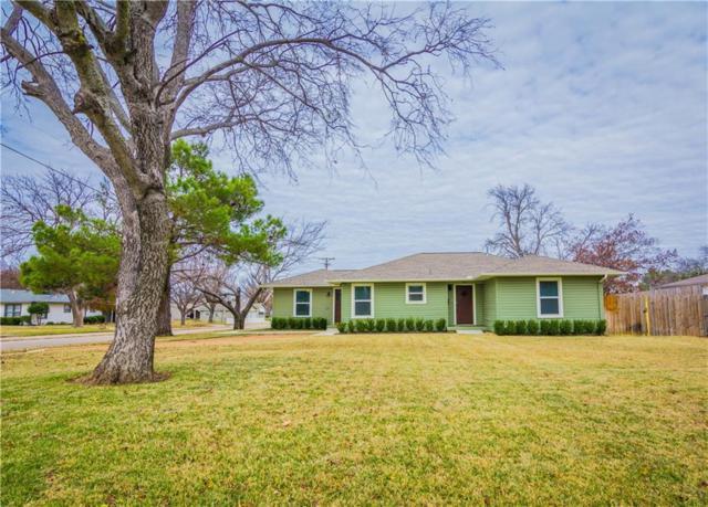 807 E Texas Street, Grapevine, TX 76051 (MLS #13733964) :: Team Tiller