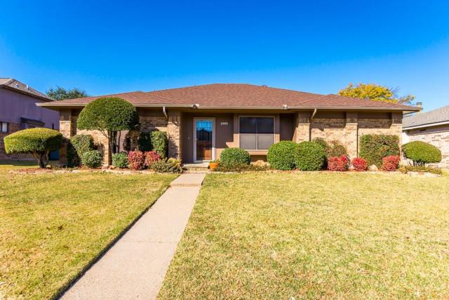 2505 Limestone Lane, Garland, TX 75040 (MLS #13733996) :: Carrington Real Estate Services