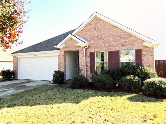 4008 San Lorenzo Drive, Denton, TX 76210 (MLS #13734038) :: Kindle Realty