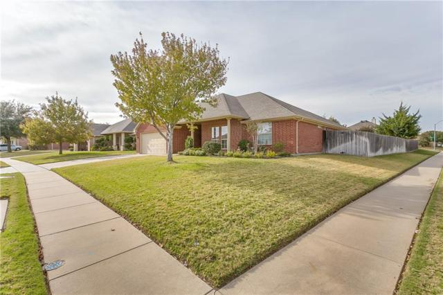 333 Vera Drive, Burleson, TX 76028 (MLS #13734071) :: The FIRE Group at Keller Williams