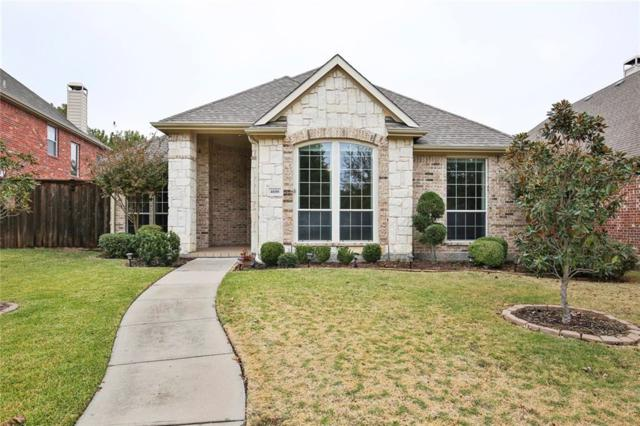 4686 Duval Drive, Frisco, TX 75034 (MLS #13734100) :: The FIRE Group at Keller Williams