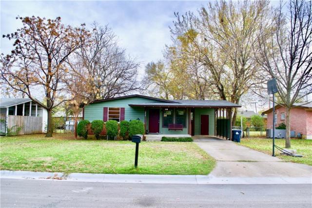 804 Sierra Drive, Denton, TX 76209 (MLS #13734192) :: Team Tiller