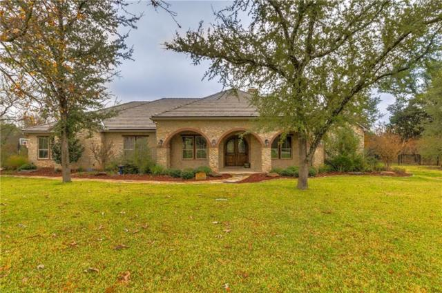 8401 Retreat Boulevard, Cleburne, TX 76033 (MLS #13734198) :: The FIRE Group at Keller Williams