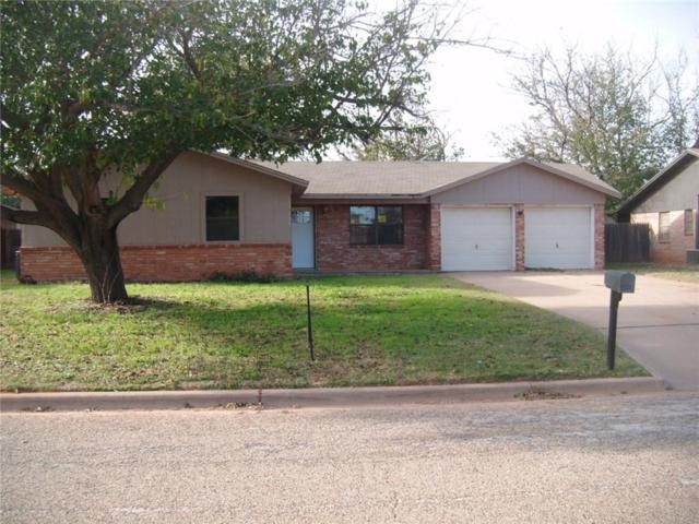 3102 Wyndrock Drive, Abilene, TX 79606 (MLS #13734240) :: The FIRE Group at Keller Williams