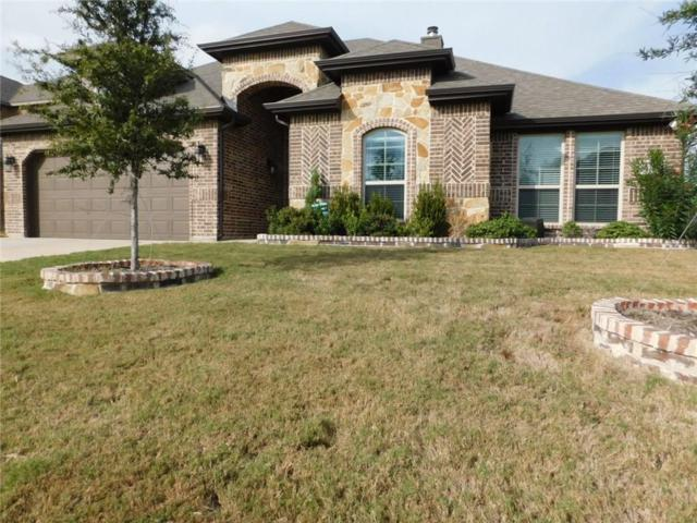 1105 Safrano Street, Midlothian, TX 76065 (MLS #13734306) :: The FIRE Group at Keller Williams
