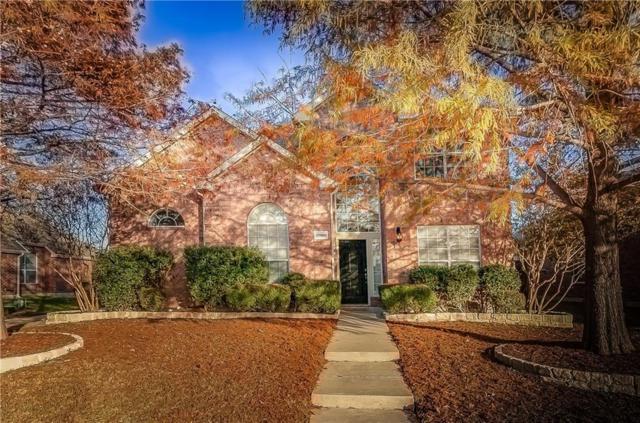 10968 Jewelweed Drive, Frisco, TX 75033 (MLS #13734320) :: Kimberly Davis & Associates