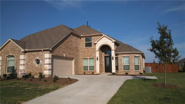 5100 Vester Court, Mckinney, TX 75071 (MLS #13734329) :: The Rhodes Team