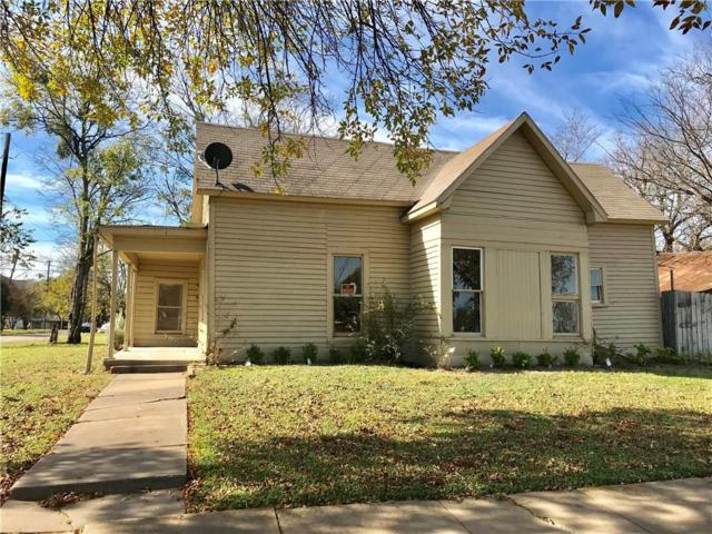 801 NW Main Street, Ennis, TX 75119 (MLS #13734348) :: The FIRE Group at Keller Williams