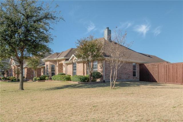 9853 Golden Fountain Drive, Frisco, TX 75033 (MLS #13734371) :: Kimberly Davis & Associates