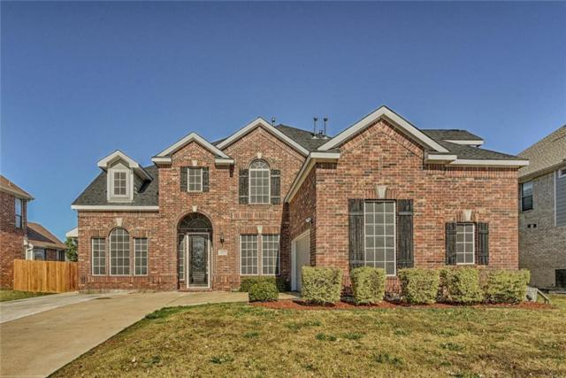 4227 Palmer Drive, Mansfield, TX 76063 (MLS #13734420) :: The FIRE Group at Keller Williams